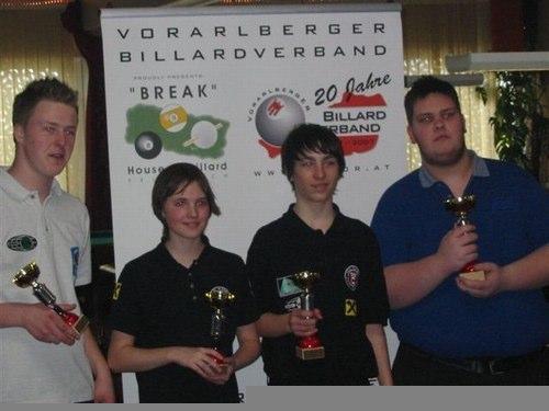 Break Tour meets Jugend Billard