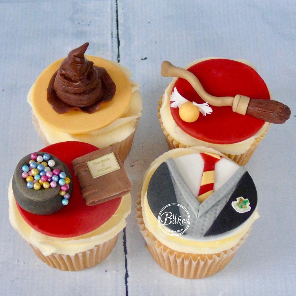 Fullsize Of Harry Potter Cupcakes