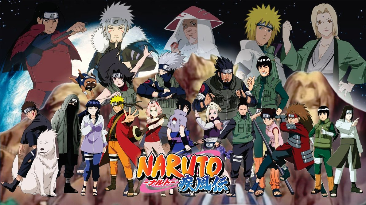 Oh Cinema  The Problem With Naruto The Problem With Naruto