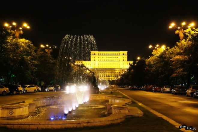 Bucharest Tour by Night
