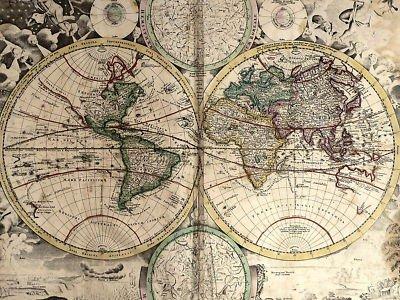 Homann Atlas minor um 1740