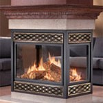napoleon fireplace alternative heating solution