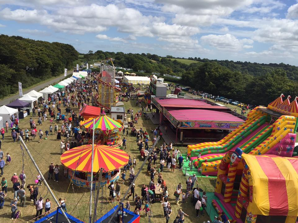 Expo Stands Trade Fair 2017 : Claiming your trade stand for buckham fair
