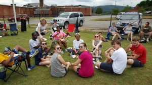Annual 5 Year Softball Game and Cook-Out