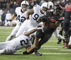 Urban Meyer names J.T. Barrett Ohio State Buckeyes starting QB