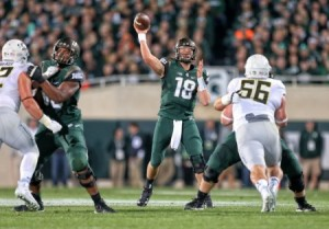 Michigan State Football: Spartans seniors seek first win in big house