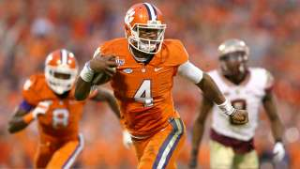 Clemson bucks trend, drops Ohio State out of No. 1 spot in AP poll