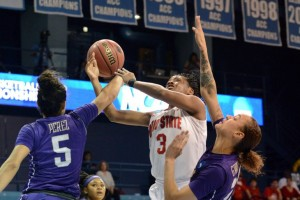 Ohio State Buckeyes' Kelsey Mitchell Named 2015-16 AP Preseason All-American