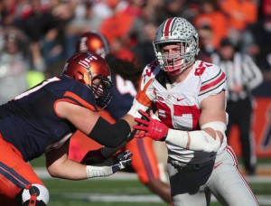 Ohio State Buckeyes bring dominant defense to Spartans' face
