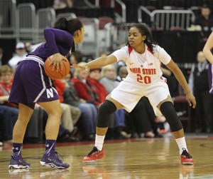 Ohio State women's basketball has no problem at Iowa, 98-81