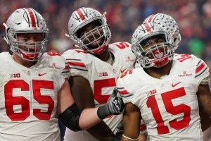 Ohio State has a ridiculous 14 players invited to NFL combine