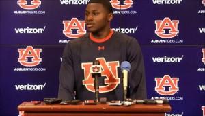 Auburn DB Jamel Dean 'thought football career was over'
