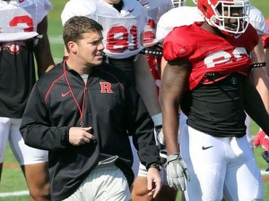 Rutgers teams with Urban Meyer, Ohio State & Matt Rhule, Temple for satellite camp