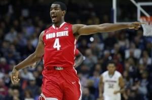 Alabama basketball adds former Ohio State center Giddens