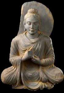 gandhara Buddha_postkarten