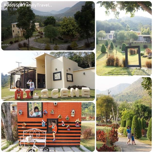 Hi Scene, ไฮซีน, สวนผึ้ง, รีวิว, เด็ก, ที่พัก, โรงแรม