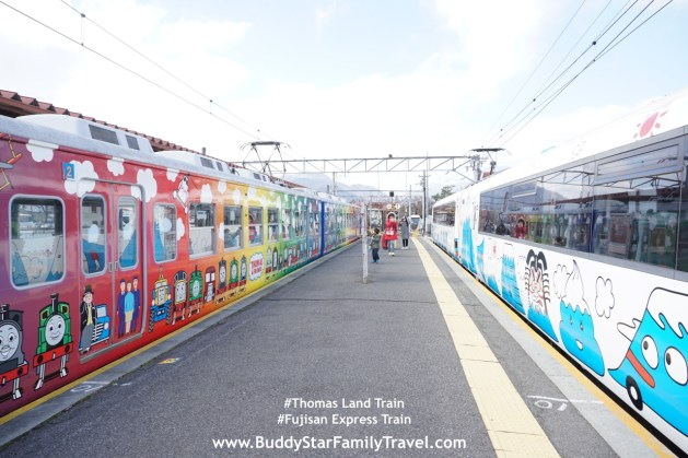 รถไฟโทมัสญี่ปุ่น, Thomas Train, Japan, รถไฟโทมัส, ญีปุ่น,เด็ก, พาลูกเที่ยวฟูจิ