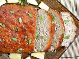 thai turkey meatloaf
