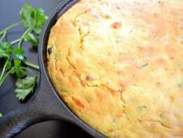 vegetable tamale pie
