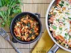 Kale & Sausage Skillet