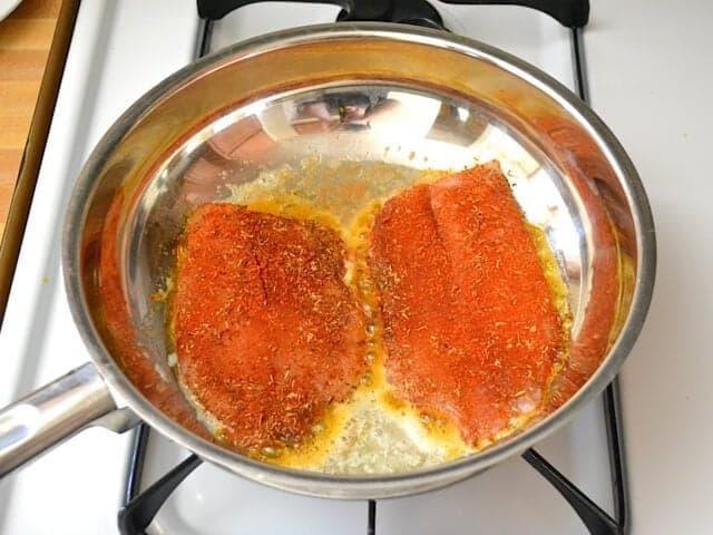 Cook Tilapia