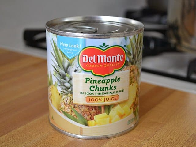 Canned Pineapple Chunks