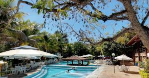 Os 10 melhores hotéis em Caldas Novas