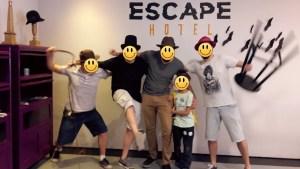 Escape Hotel: minha experiência nesse jogo de fuga em São Paulo
