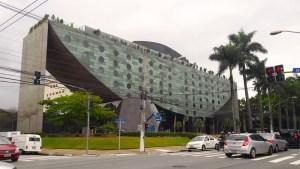 Os 5 melhores hotéis de São Paulo