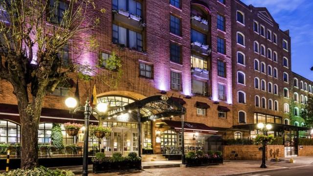 sofitel hotel bogota