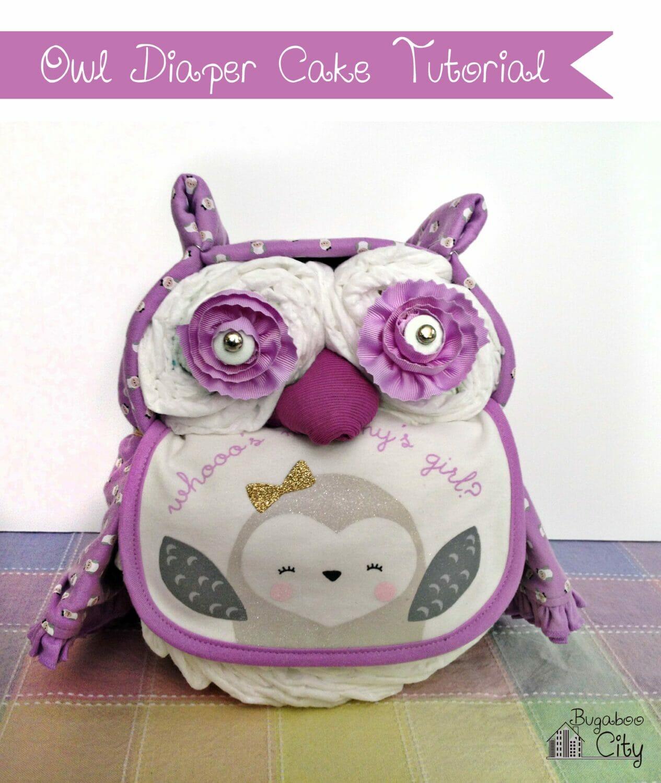 Diaper Cake Supplies Diaper Cake