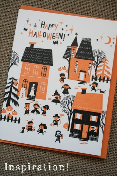 Color palette inspiration for DIY Haunted Houses!