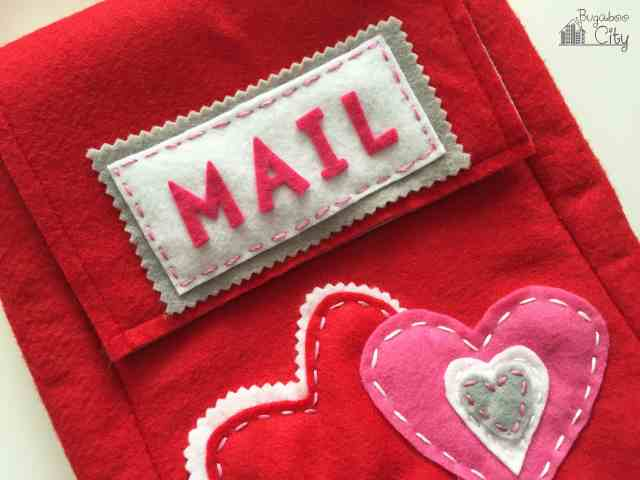 Valentine's Day Mailbox Tutorial