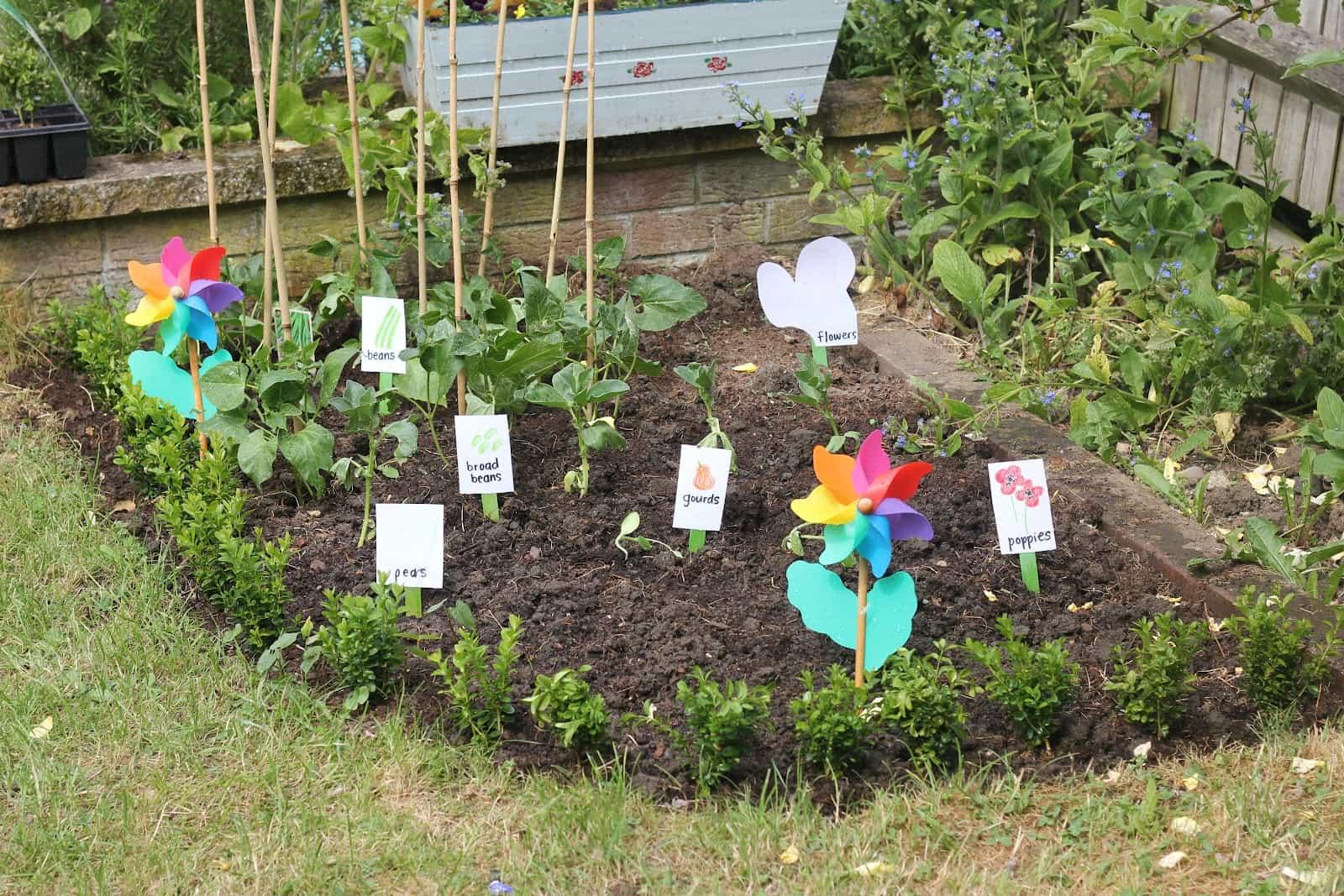 Creating A Kid Friendly Garden Bugaboocity