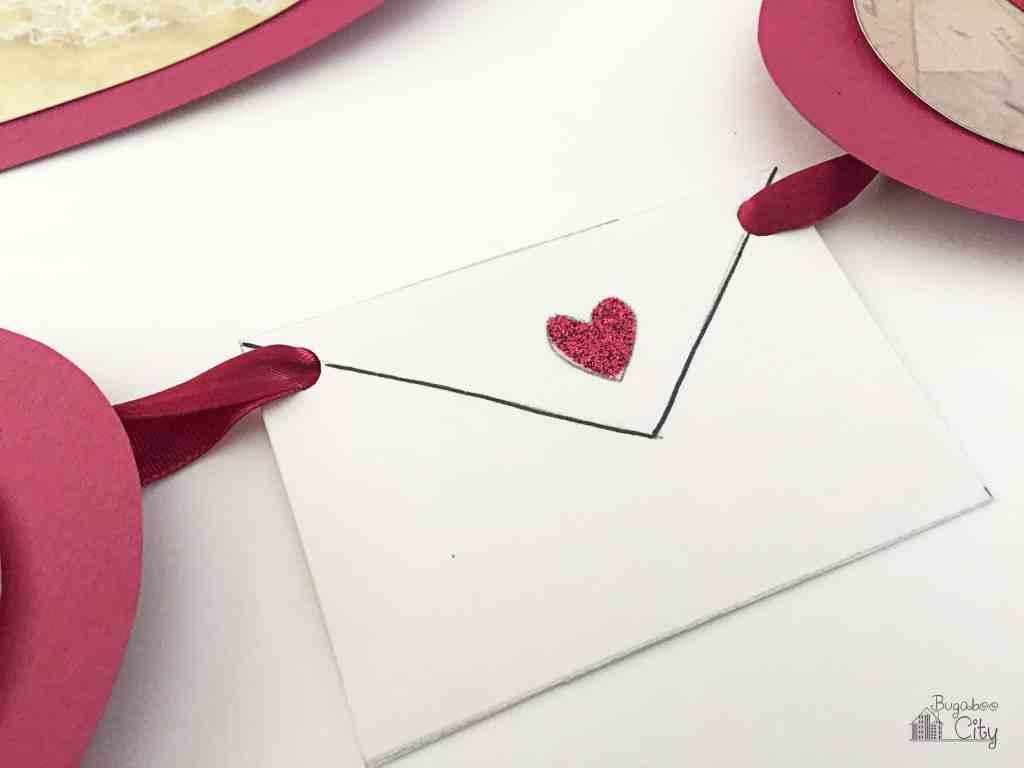 Valentine's Day Love Letter Banner 5