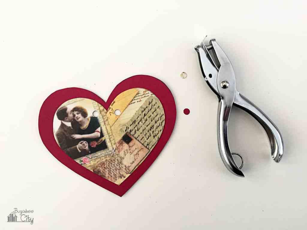 Valentine's Day Love Letter Banner