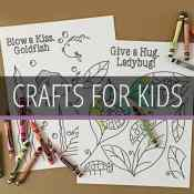 THIN CRAFTS FOR KIDS