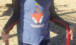 DIY Fox Party Shirt
