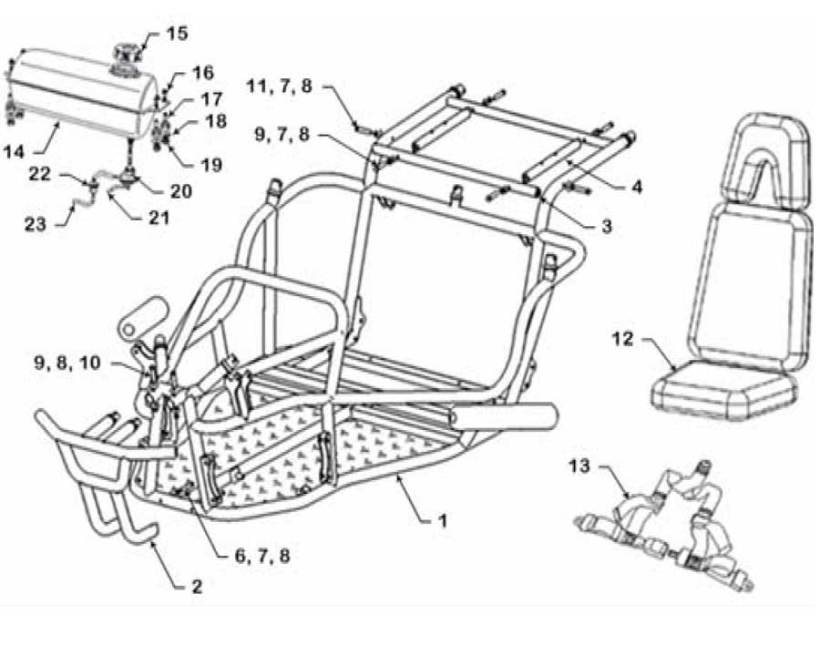 Magnificent Baja 50cc Atv Wiring Diagram Crest - Simple Wiring ...