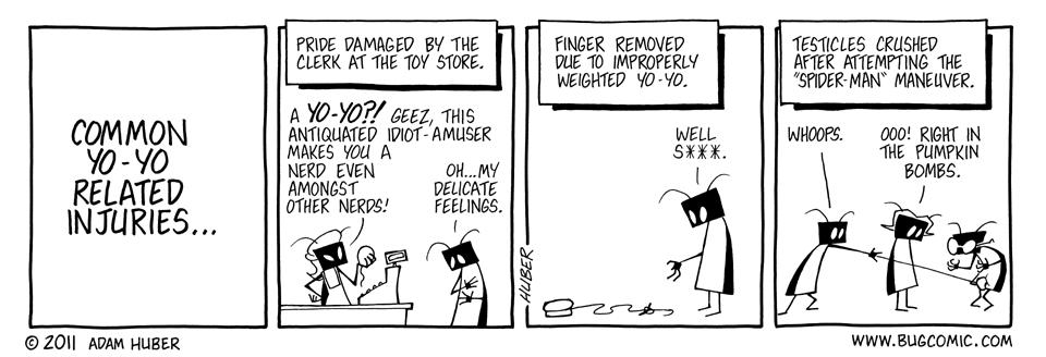 Yo-Yo Injuries (Common)
