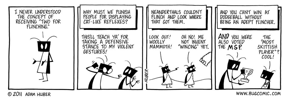 In Defense of Flinchers