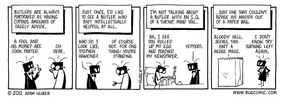 Boneheaded Butlers