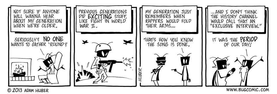 Talkin' 'Bout My Generation