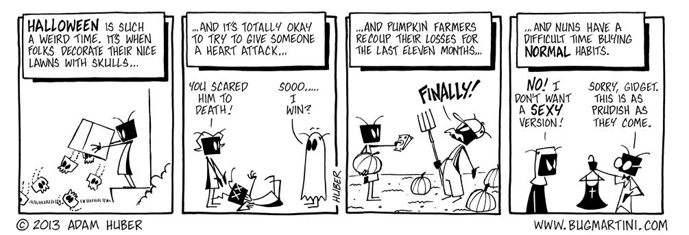 Halloweirdness