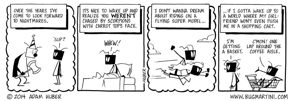 Gripe Dream