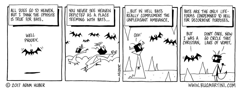 Like a Bat Outta Heaven