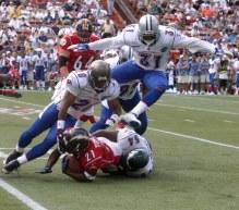 Pro Bowl tackle