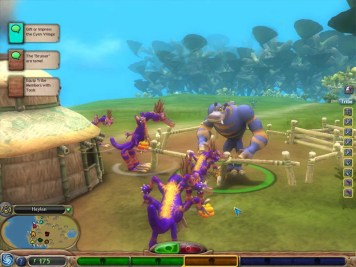 spore video game graphic