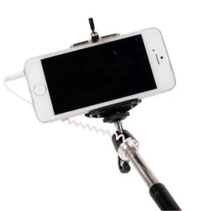 Mobile-Phone-Audio-Cable-Take-Pole-Selfie-Stick
