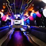 bus party balloons